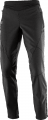 SPODNIE SALOMON LIGHTNING WARM SSHELL PANT W Black