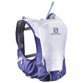 PLECAK SALOMON SKIN PRO 10 SET Spectrum Blue/White