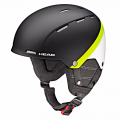KASK HEAD TUCKER BOA Black/Lime 2018