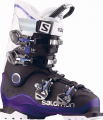 BUTY SALOMON X PRO 70 W Black/Dark Purple 2018