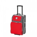 WALIZKA HEAD LEARJET Red/Grey