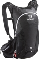 PLECAK SALOMON AGILE 12 SET BLACK/IRON/WHITE
