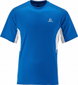 KOSZULKA SALOMON START TEE M Union Blue