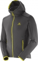 SALOMON DISCOVERY HOODIE M GALLET 2016