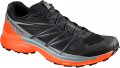 BUTY SALOMON WINGS PRO 3 Black/Scarle 401471