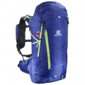 PLECAK SALOMON PEAK 40 LIME PUNCH