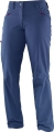 SALOMON WAYFARER WINTER PANT W BLUE 2016