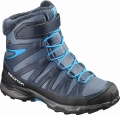 BUTY SALOMON X-ULTRA WINTER GTX J Slateblue