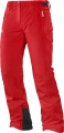 SPODNIE SALOMON ICEGLORY PANT W Red
