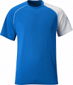 SALOMON MOTO TECH TEE M BLUE