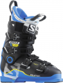 BUTY SALOMON X MAX 120 Black/Blue 2017