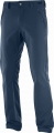 SPODNIE SALOMON WAYFARER PANT M Dress Blue