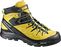 BUTY SALOMON X ALP MID LTR GTX® Black/Alpha Yellow 391896