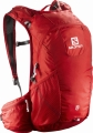 PLECAK SALOMON TRAIL 20 Bright Red