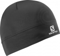 CZAPKA SALOMON JUNIOR ACTIVE BEANIE Black