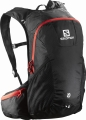 PLECAK SALOMON TRAIL 20 Black/Bright/Red