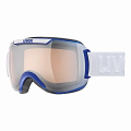 GOGLE UVEX DOWNHILL 2000 VLM Cobaltblue Mat/Mirror Silver