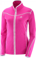 BLUZA SALOMON ATLANTIS FZ W Rose Violet