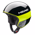 KASK HEAD STIVOT RACE CARBON Black/Lime 2018