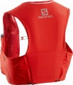 PLECAK SALOMON S/LAB SENSE ULTRA 5 SET Red