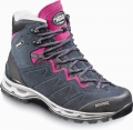 BUTY MEINDL MINNESOTA PRO Lady Midnight Blue/Mallow