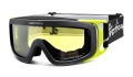 GOGLE ARCTICA G-1001i Junior Black/Yellow