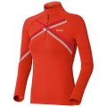 BLUZA ODLO MIDLAYER 1/2 ZIP MISCHABEL
