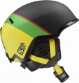 KASK SALOMON HACKER Black/Yellow/Green 2018