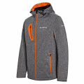 KURTKA VIKING ROBIN JACKET Grey/Orange 2017