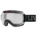 GOGLE UVEX DOWNHILL 2000 VP X BLACK 2018