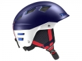 KASK SALOMON  MTN CHARGE W Eggplant/White 2018