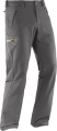 SALOMON WAYFARER WINTER PANT M GREY 15/16