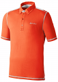 KOSZULKA  ODLO POLO SHIRT ARIK Orange