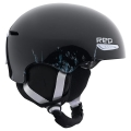 KASK BURTON RED AVID BLACK