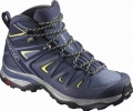 BUTY SALOMON X ULTRA 3 MID GTX W Crown Blue 398691