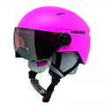 KASK HEAD SQUIRE Pink 2018