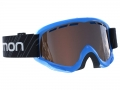 GOGLE SALOMON JUKE ACCESS Blue/Orange 2017