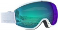 GOGLE SALOMON IVY PHOTO White/All Weather Blue