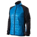 KURTKA VIKING BART Black/Blue