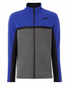 BLUZA HEAD ORIGIN FZ MIDLAYER Blue/Grey