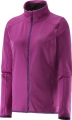 BLUZA SALOMON DISCOVERY FZ W Aster Purple