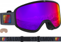 GOGLE SALOMON FOUR SEVEN XTRA L Black/Solar Infrared