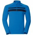 ODLO MIDLAYER 1/2 ZIP TAHOE VISTA 20221