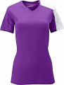 KOSZULKA SALOMON TRAIL IV TEE W Purple