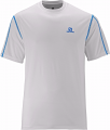 KOSZULKA SALOMON MOTO TECH TEE M White