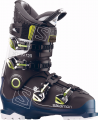 BUTY SALOMON X PRO 120 Black/Petrol Blue 2018