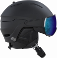 Kask SALOMON Driver All Black Solar 399194