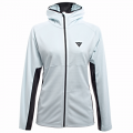 BLUZA DAINESE HP2 MID HOODED FULL ZIP LADY Vapor/Gun Metal