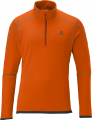 SALOMON DISCOVERY HZ MIDLAYER M ORANGE