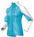 KURTKA ODLO LOGIC WINDPROOF VAG Blue
